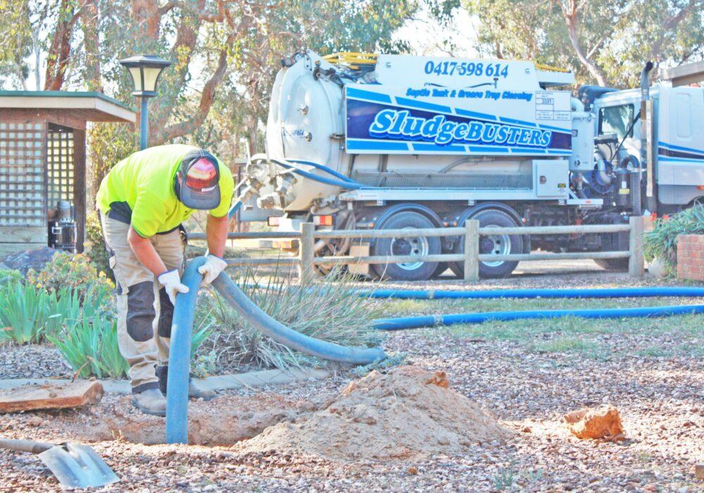 Septic Tank Cleaning Maryborough