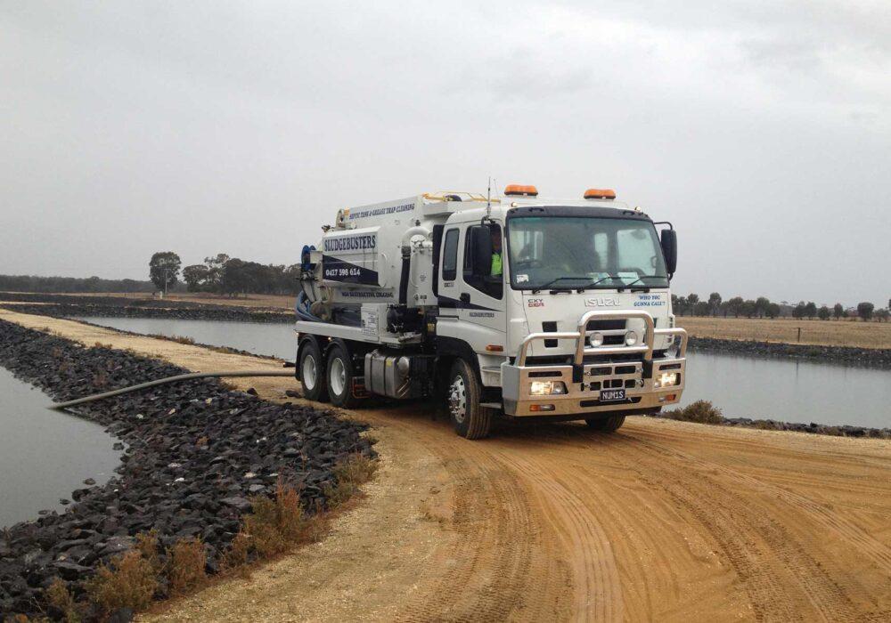 Hydro excavation services in Maryborough